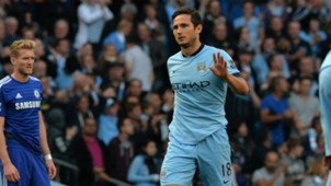 Frank Lampard Manchester City 2014