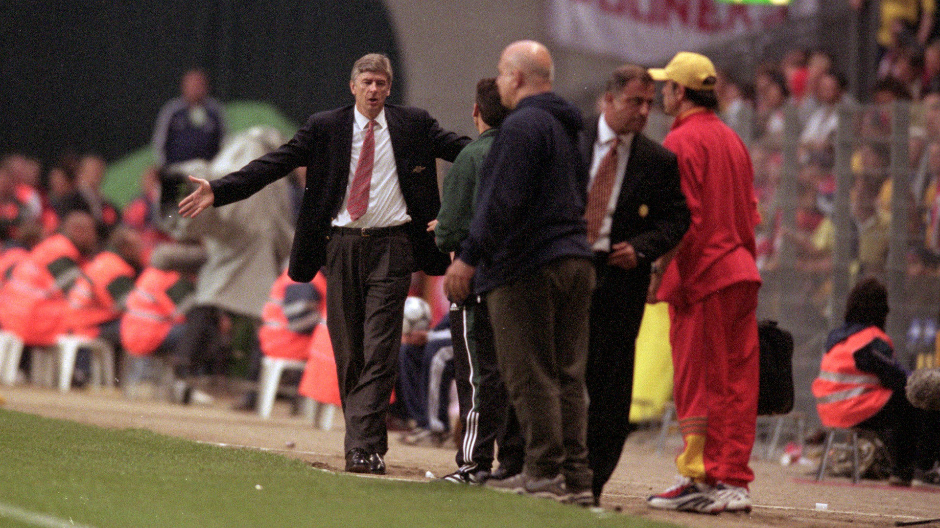 Arsene Wenger | Arsenal | 2000