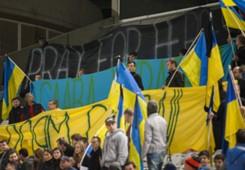 Dinamo Kiev fans