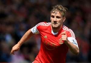 Luke Shaw Southampton Premier League