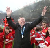 Thank you Sir Alex Ferguson