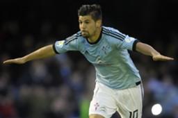 Celta Vigo striker Nolito