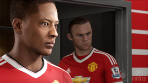FIFA 17 The Journey