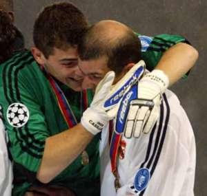 Iker Casillas ZIDANE