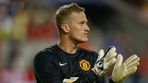 Anders Lindegaard Manchester United 17072015