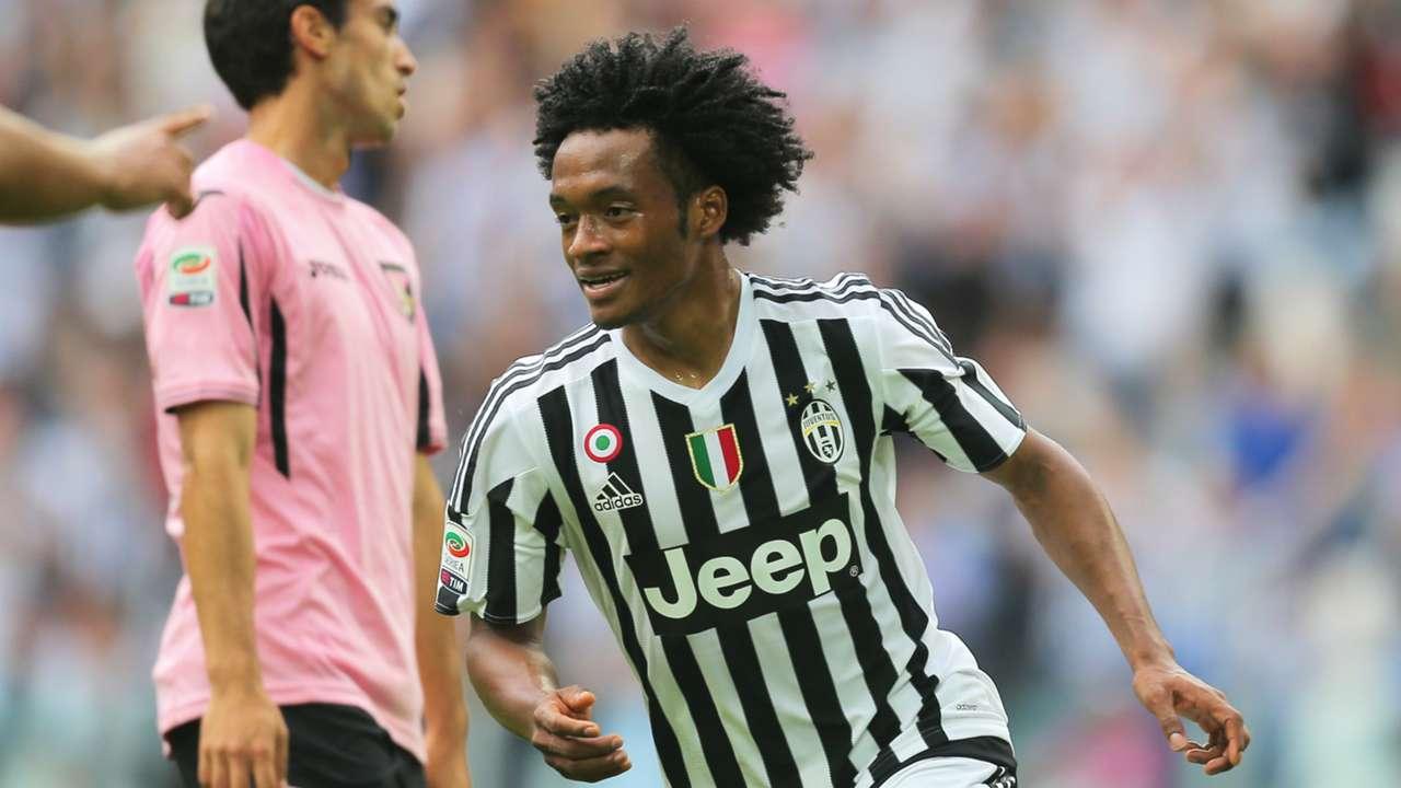 HD Juan Cuadrado Juventus