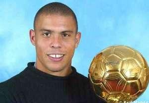Ronaldo Brazil v Ballond'Or