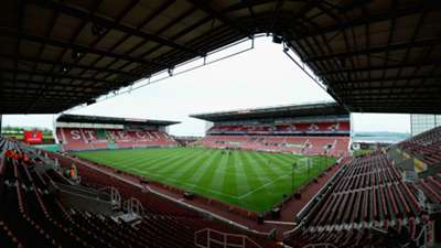 Stoke City Britannia Stadium Premier League 24052015