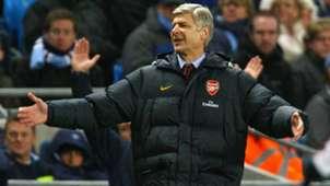 Arsene Wenger - Man City 3-0 Arsenal - Nov 22, 2008