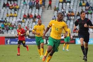 Bryce Moon, Hlompho Kekana, Bafana, Chan, January 2014