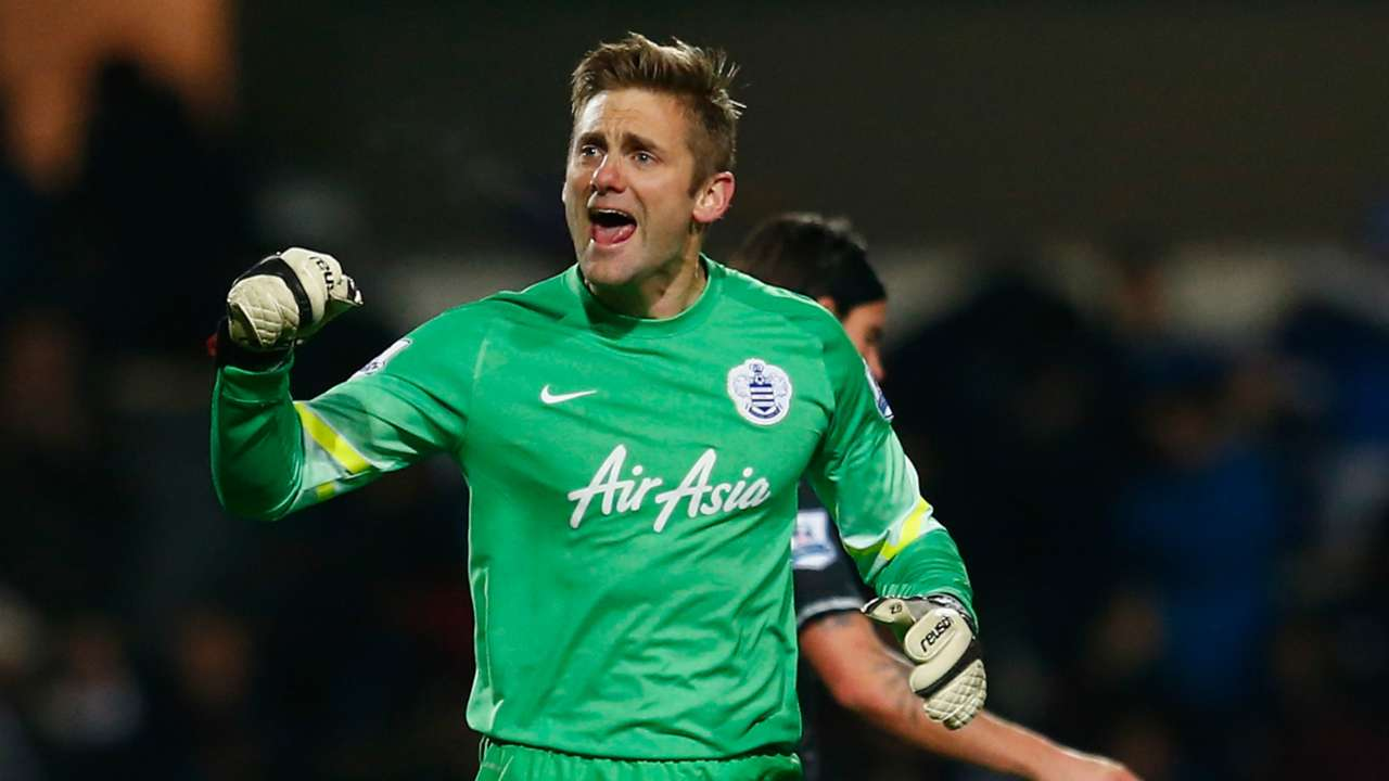 Rob Green | QPR | Premier League