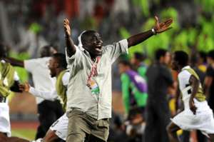 Sellas Tetteh - Ghana & Black Satellites