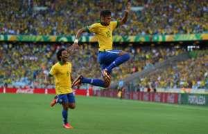 Neymar, Brazil, Mexico