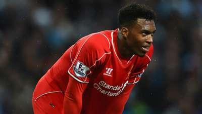 Daniel Sturridge Liverpool Premier League 250814