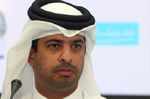 Nasser Al Khater Director of Communications and Public Relations of the Committee World Cup 2022 Qatar