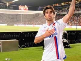 Juninho Pernambucano Lyon 05 22 2009