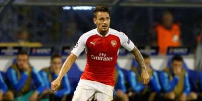 Mathieu Debuchy Arsenal Bordeaux loan