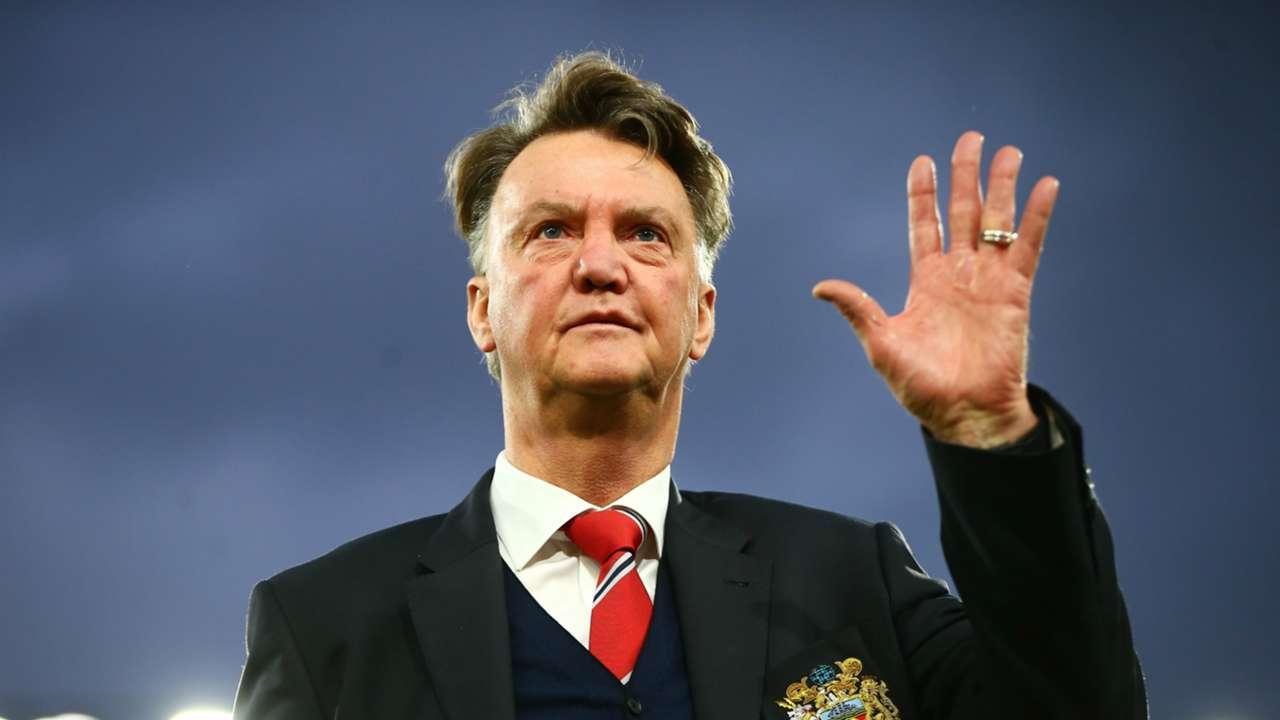 The contenders to succeed Louis van Gaal at Man Utd