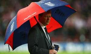 Steve McClaren England  Croatia Euro2008 Qualifier 11212007