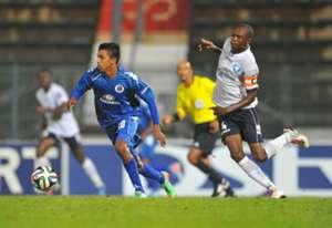 AFC Leopards v SuperSport United Martin Imbalambala.