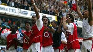 Tottenham Arsenal 2004