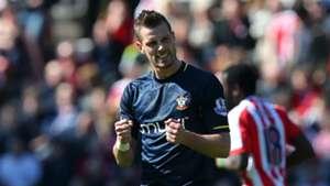 Morgan Schneiderlin Premier League Southampton