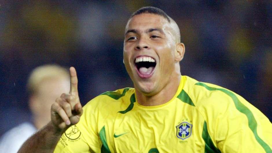 Ronaldo Brazil World Cup 2002