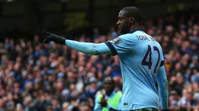 Yaya Toure | Manchester City