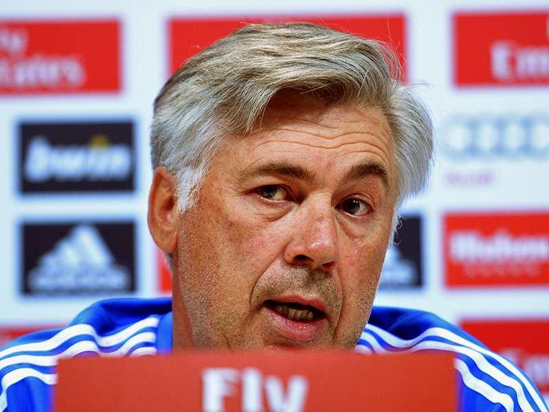 Carlo Ancelotti Real Madrid Press Conference 08312013