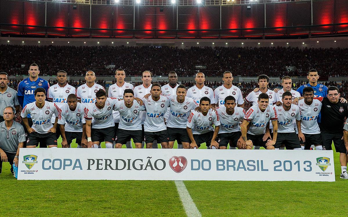 Atlético PR, Copa do Brasil 2013 final