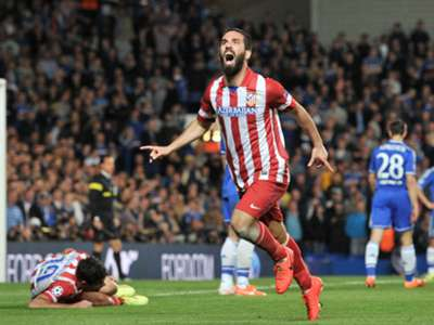 Arda Turan Chelsea Atlético Madrid Champions League semi final 04302014