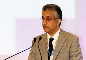 AFC President - Shaikh Salman bin Ebrahim Al Khalifa