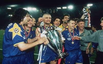 Ajax - Juventus, 1996