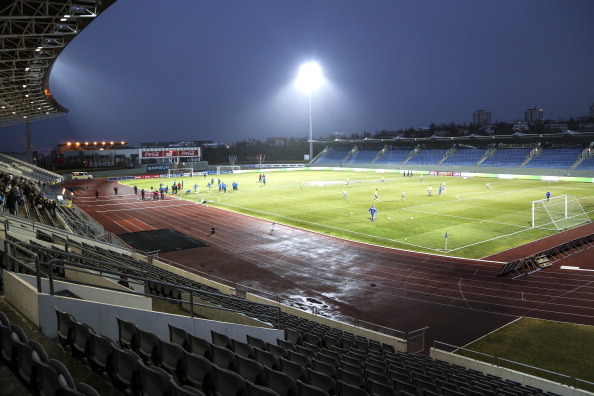 Laugardalsvöllur National Stadium Reykjavik Iceland