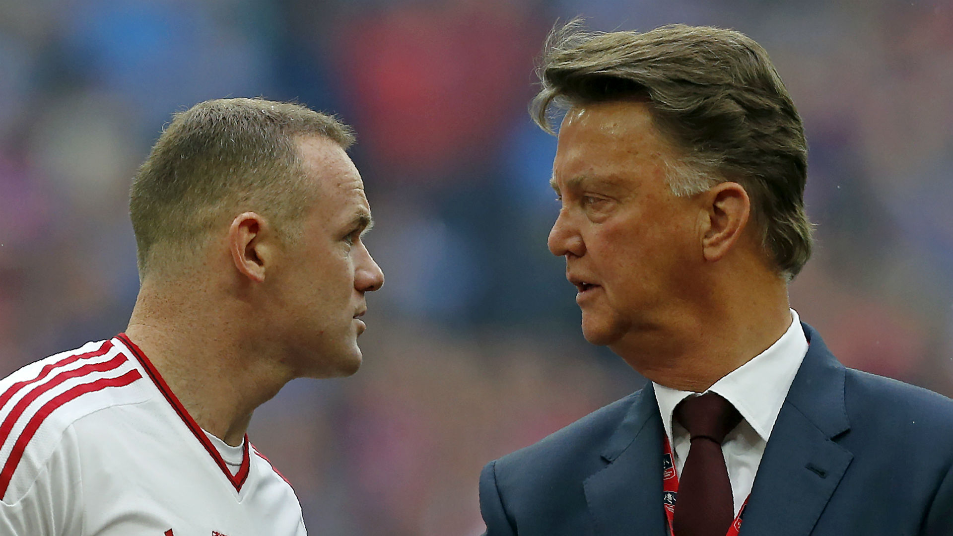 Wayne Rooney: Louis van Gaal was better than Alex Ferguson