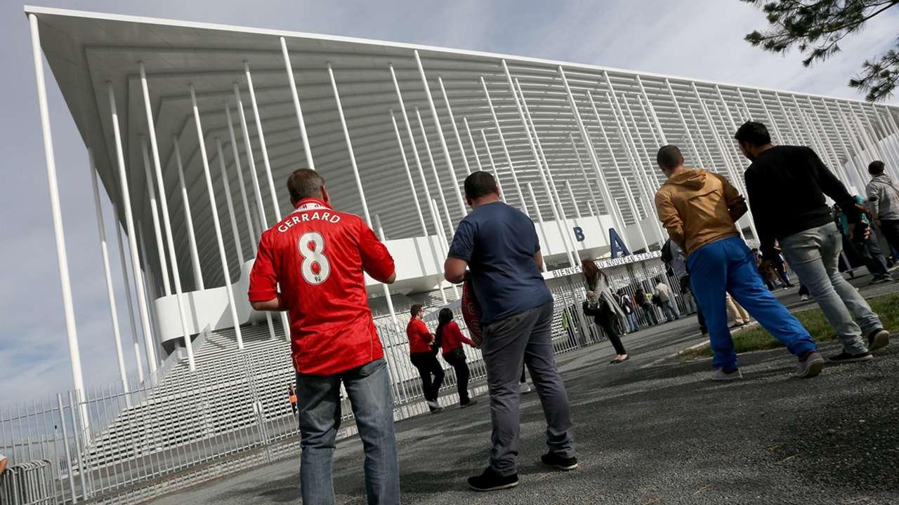 Thursday's Europa League Action