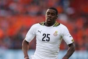 Ghana player Jeffrey Schlupp