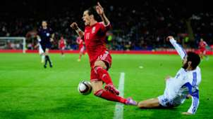 Gareth Bale   Wales 2-1 Cyprus   Cardiff City Stadium   Euro 2016 qualifiers