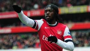 ARSENAL GOALSCORER GERVINHO