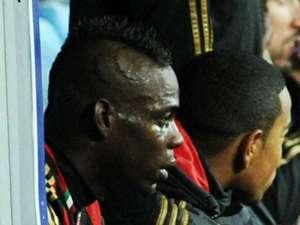 Mario Balotelli Napoli AC Milan Serie A 02082014
