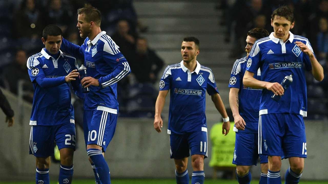 Champions League 2016-17 group stage | Ukraine