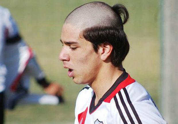 Giovanni Simeone - River Plate