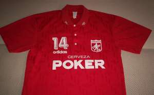 Camiseta Adidas America de Cali - 1994