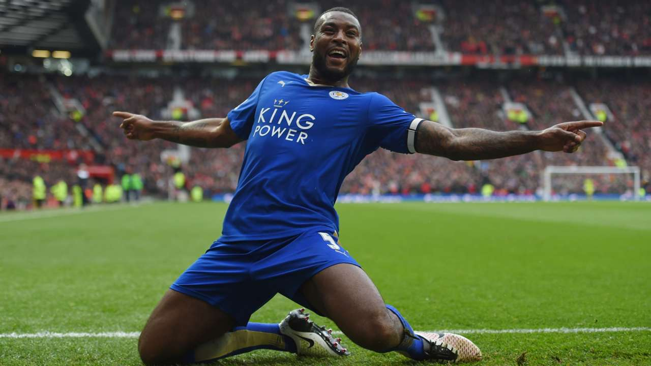 Wes Morgan, Leicester City
