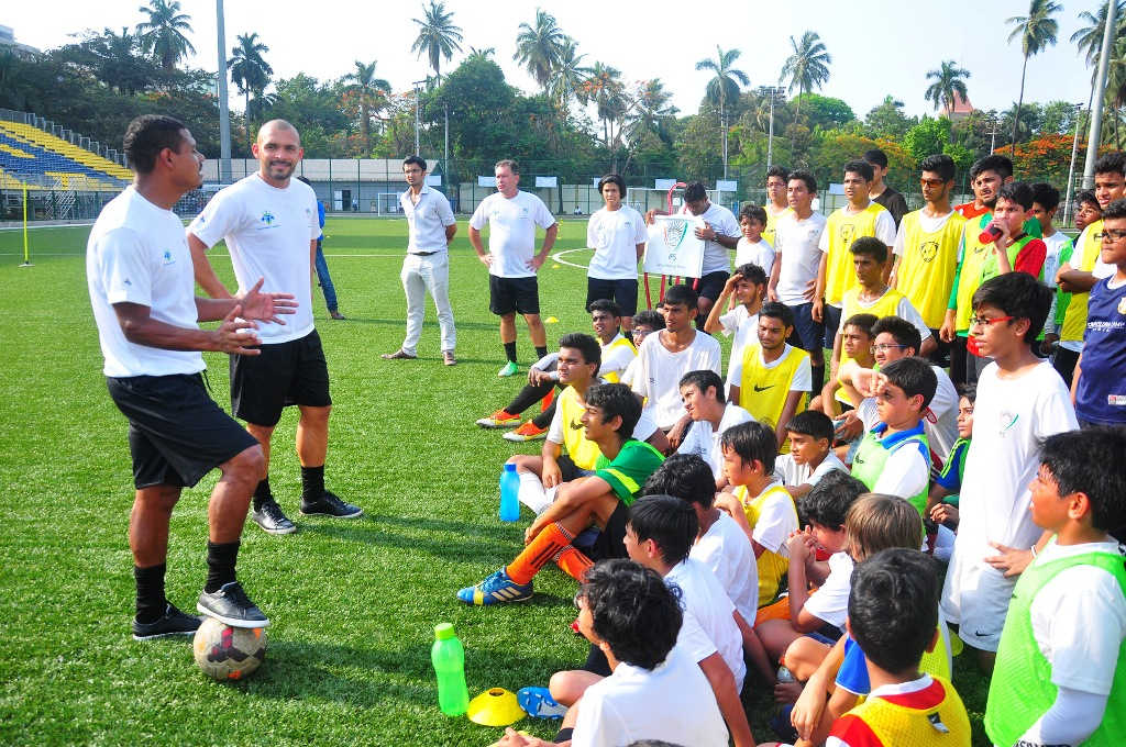 Jose Ramirez Barretto Roberto 'Beto' Mendes da Silva Brasil Football Academy