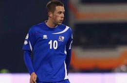Gylfi Sigurdsson Iceland Croatia WCQ 11192013