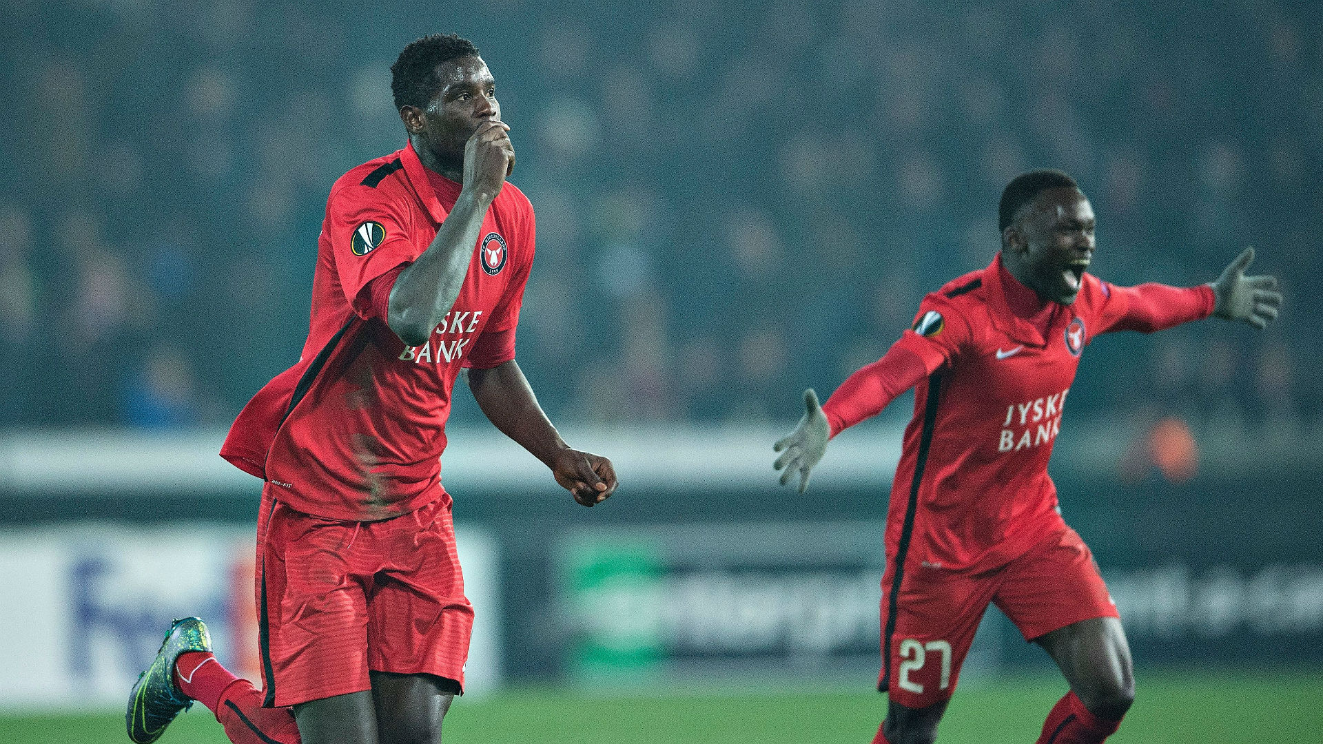 Ebere Paul Onuachu Europa League