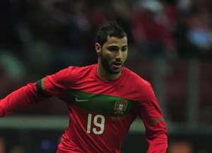 Portugal winger Ricardo Quaresma