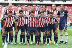 Chivas Guadalajara Apertura 2013