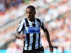 Sylvain Marveaux Newcastle United v Fulham - English Premier League 08312013